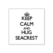 Keep calm and Hug Seacrest Sticker