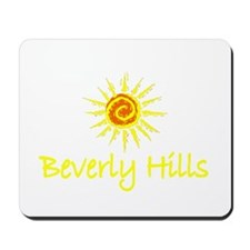 Beverly Hills, California Mousepad