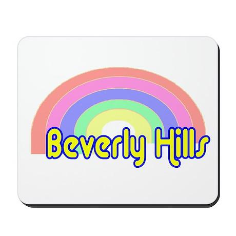 Beverly Hills, California Mousepad