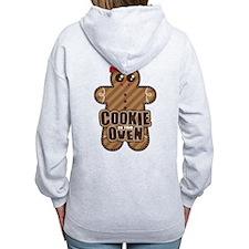 Cookie in the Oven™ Zip Hoodie