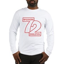 McGovern in '72 Long Sleeve T-Shirt
