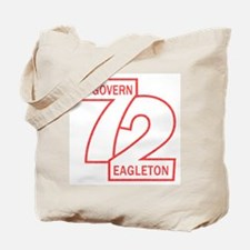 McGovern in '72 Tote Bag