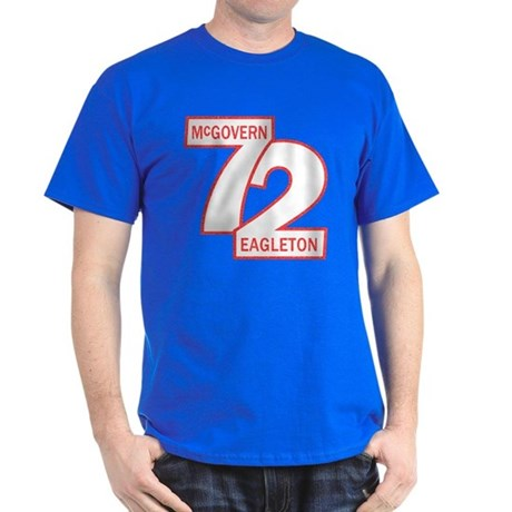 McGovern in '72 Dark T-Shirt