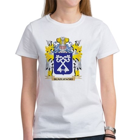 Blazejewski Coat of Arms - Family Crest T-Shirt