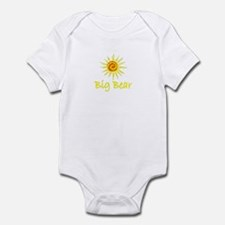 Big Bear, California Infant Bodysuit