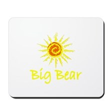 Big Bear, California Mousepad