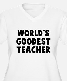 World's Goodest Teacher T-Shirt