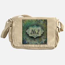 26.2, Marathon by Vetro Jewelry & De Messenger Bag