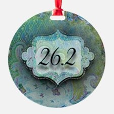 26.2, Marathon by Vetro Jewelry & D Ornament