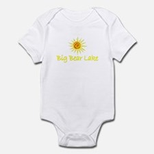 Big Bear Lake, California Infant Bodysuit