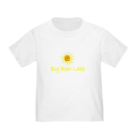 Big Bear Lake, California Toddler T-Shirt