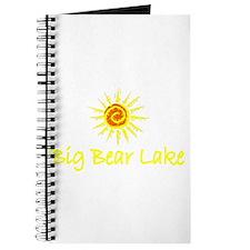 Big Bear Lake, California Journal