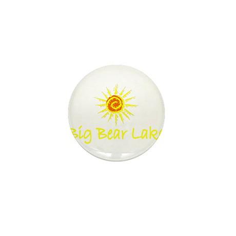 Big Bear Lake, California Mini Button (100 pack)