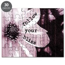 Follow Your Bliss by Vetro Jewelry & Design Puzzle