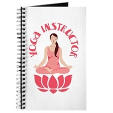 YOGA INSTRUCTOR Journal