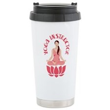 YOGA INSTRUCTOR Travel Mug