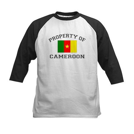 Cameroon Kids Baseball Jersey