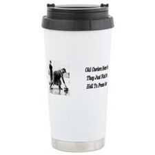 Cute Curling rocks Travel Mug