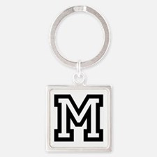 Personalized Monogram Keychains For Men Women Kids