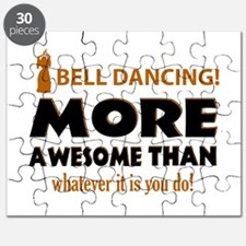 belly dance is awesome Puzzle