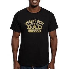 World's Best Dad Since 2009 T