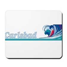 Carlsbad, California Mousepad