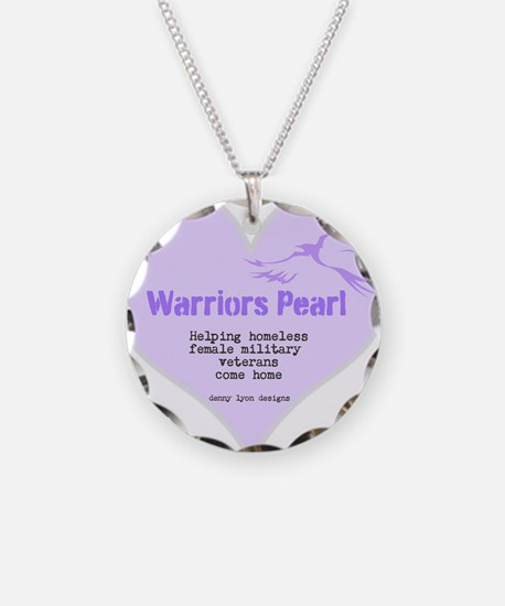 Warriors Pearl Necklace