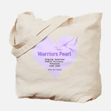 Warriors Pearl Tote Bag