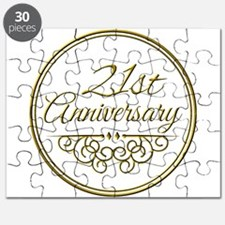 21st Anniversary Puzzle