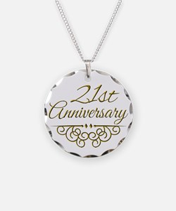 21st Anniversary Necklace
