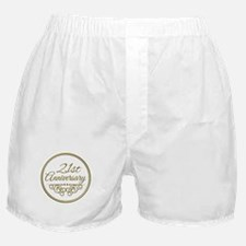 21st Anniversary Boxer Shorts