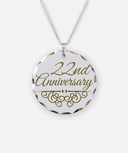 22nd Anniversary Necklace