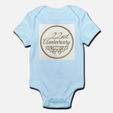 22nd Anniversary Body Suit