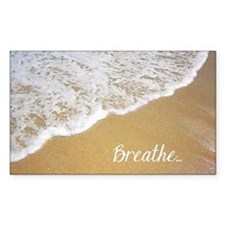 Just Breathe... Decal