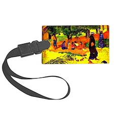 Gauguin - Taperaa Mahana, Paul G Luggage Tag