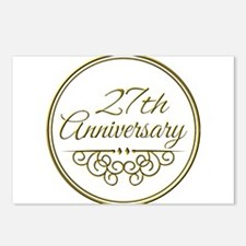 27th Anniversary Postcards (Package of 8)