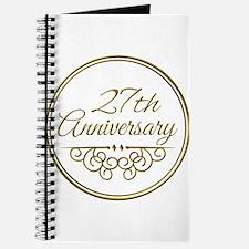 27th Anniversary Journal