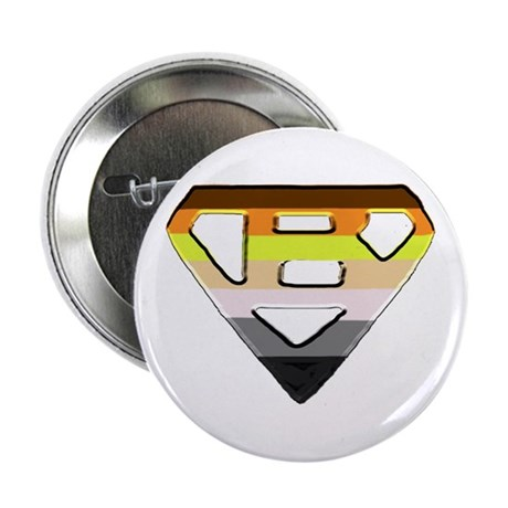 BEAR PRIDE SUPER BEAR/BEVEL Button