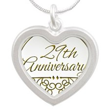 29th Anniversary Necklaces