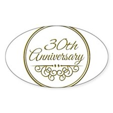 30th Anniversary Decal