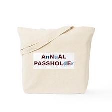 Passhole Tote Bag