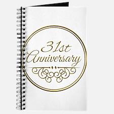 31st Anniversary Journal