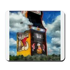 Ginormas Burger Mousepad
