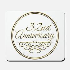 32nd Anniversary Mousepad