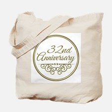 32nd Anniversary Tote Bag