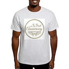 33rd Anniversary T-Shirt