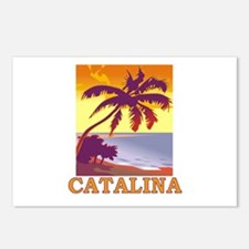 Catalina Island, California Postcards (Package of