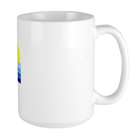 Catalina Island, California Large Mug