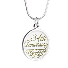 34th Anniversary Necklaces