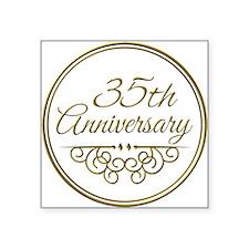 35th Anniversary Sticker